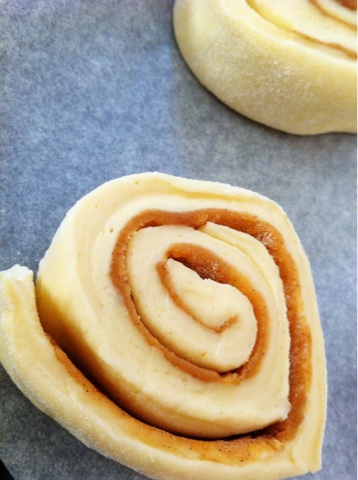 Cinnamome rolls