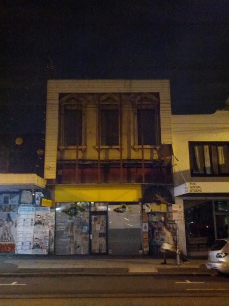 Photo: You dawg, I heard you like facades...