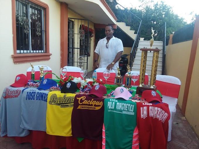Inaugurarán está tarde torneo de béisbol infantil patrocinado por Wilgen Reyes