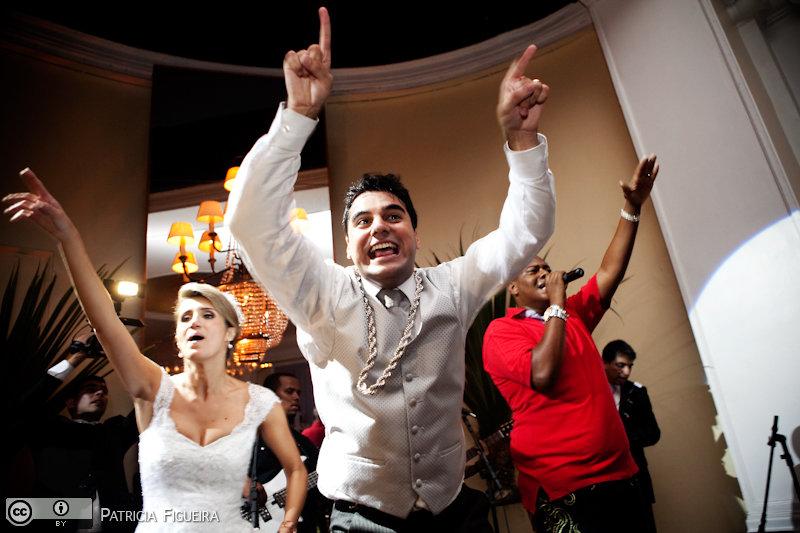 Foto de casamento 2842 de Paula e Bernardo. Marcações: 16/10/2010, Casamento Paula e Bernardo, Rio de Janeiro.