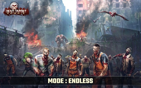 Dead Target zombie Hack unlimited gold Mod Apk