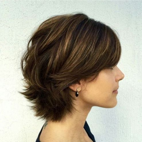 Vintage pixie cuts for thick hair 2018 hairstyles 1
