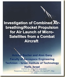 Israeli F-15 Satellite Launch from F-15_01