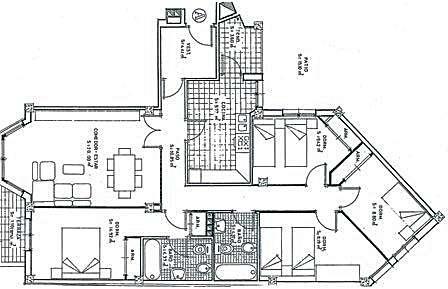 Venta en algezares la alberca santo ngel piso en for Piso 9 malecon center