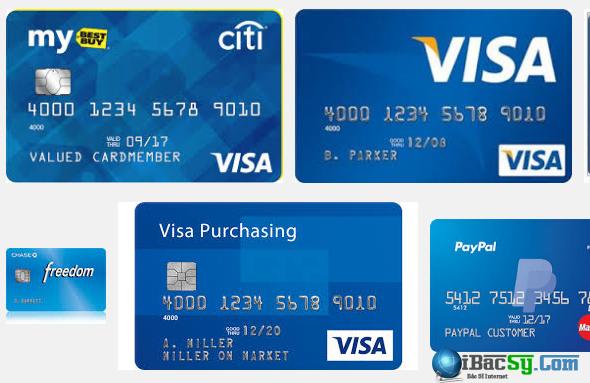 Thẻ Mastercard và thẻ Visa dùng để làm gì? + Hình 6