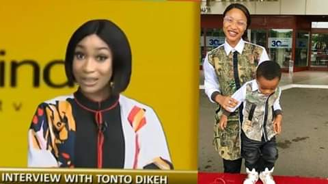 I am Ashamed to be called A Nigerian - Popular Nig. Actress, Tonto Dikeh