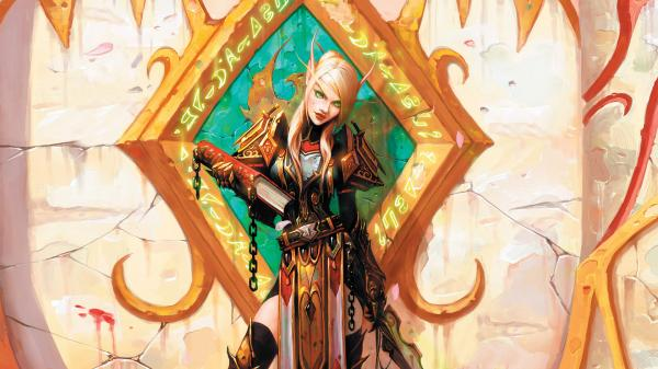 Amazing Wizard Beauty, Elven Girls 2