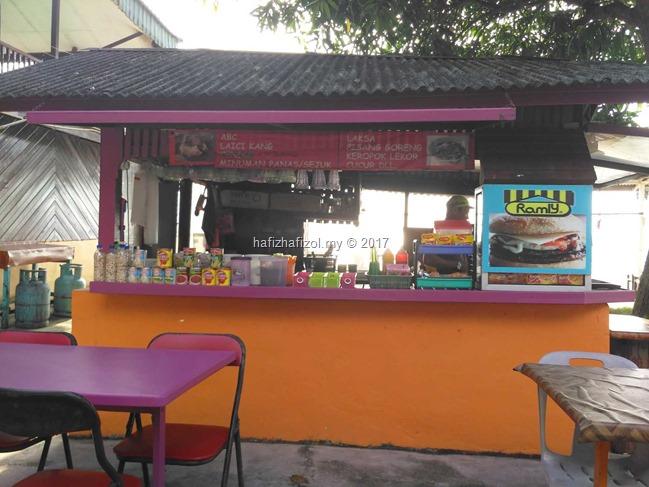 kedai makan sedap di kampung genting pulau tioman