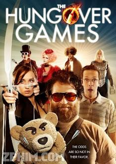 Đấu Trường Say Xỉn - The Hungover Games (2014) Poster