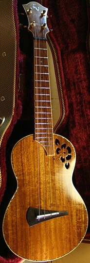 Francesco Verginelli Tenor Ukulele
