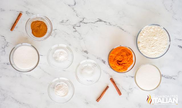 pumpkin cookies recipe ingredients