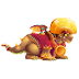 Dragón Emperador Azteca | Aztec Emperor Dragon