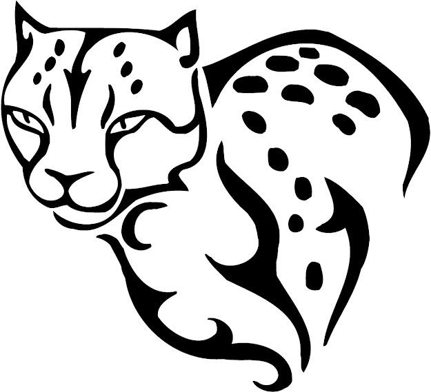 Animal Dino  Animal Coloring Cheetah