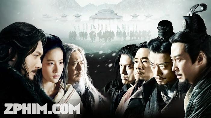 Ảnh trong phim Hồng Môn Yến - White Vengeance 1