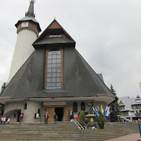 Zakopane, Ludźmierz 8.06.2011