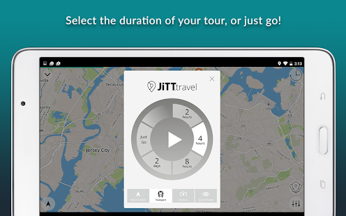 JiTT.travel- screenshot thumbnail