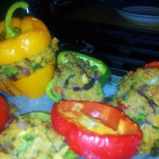 Stuffed'n'Roasted Peppers