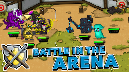 Bit Heroes APK screenshot thumbnail 5