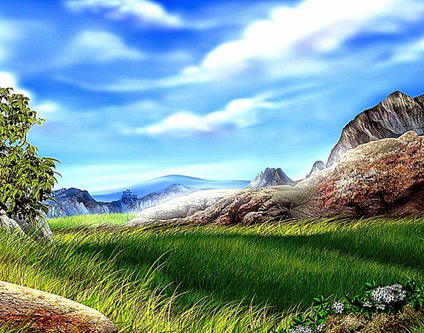 3D Landscape Wallpaper   3D Wallpapers HD