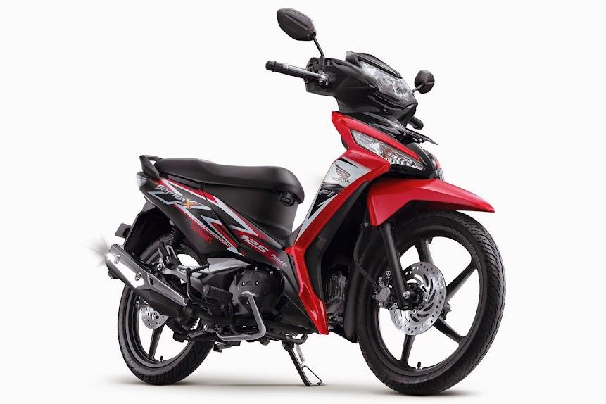 New Honda Supra X 125 FI 2014