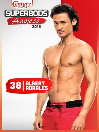 Albert Adrales 38