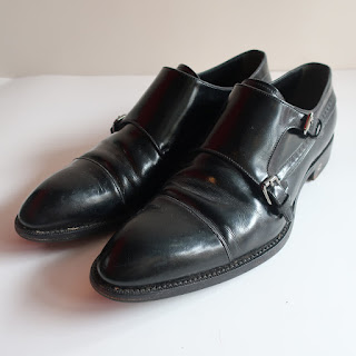 Louis Vuitton Monkstraps