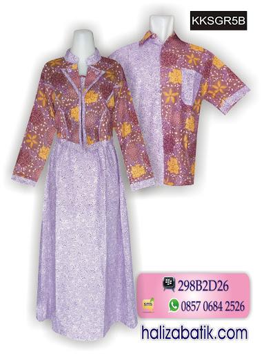 baju batik muslim, model batik, jual baju batik