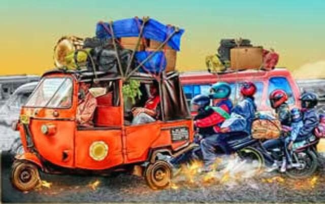 Sunnah Mudik-Balik Dan Problem Kemacetan