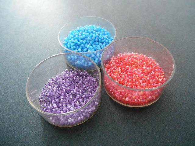 Tropical Island Lei Bead Color Idea