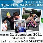 20110821 - Triatlon Wommelgem
