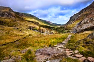 """Snowdonia - """"The Mabinogion"""" and the Influence of Wales"""
