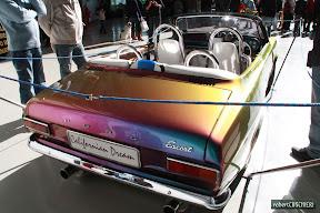 Ford Escort Mk1 flip paint