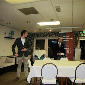 Eerstejaarsactiviteit: Etiquetteworkshop (19 november)2012