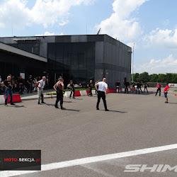 Fotorelacja ze Szlifowania Motocyklowego organizowanego przez Moto-Sekcję w dniu 21.07.2018r. na Torze ODTJ Lublin