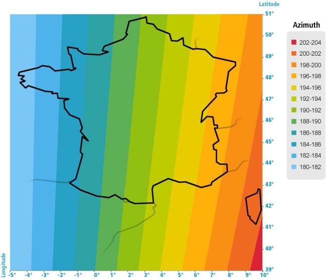 Orientation parabole canalsat latest choisissez du - Reglage parabole canalsat ...