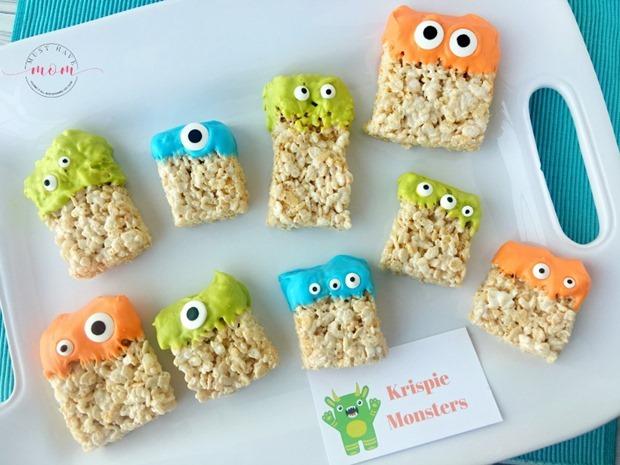 rice-krispie-treats-monsters