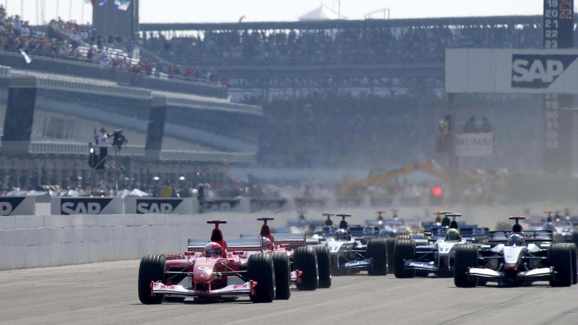 Hd Wallpapers 2002 Formula 1 Grand Prix Of Usa F1