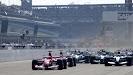 Start 2002 US F1 GP