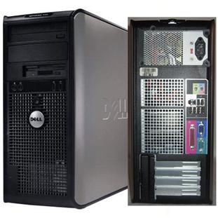 Komputer branded Dell
