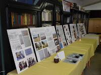 Kiállítás a Donnál elhunyt szabatkai huszárlaktanyába szolgált hősök emlékére.JPG