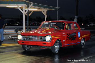 Photo: Joe Crivello's hot Nova...