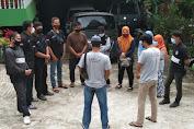 Sasar 8 Kecamatan, Begini Yang Dilakukan Guru Pecinta Alam Soppeng Sambut Kemenangan Hari Raya Idul Fitri