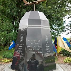 2013 Flight 93 Memorial and Chapel