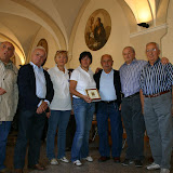L'AVIS di Predappio in visita alla città di Osimo - 20 settembre 2009