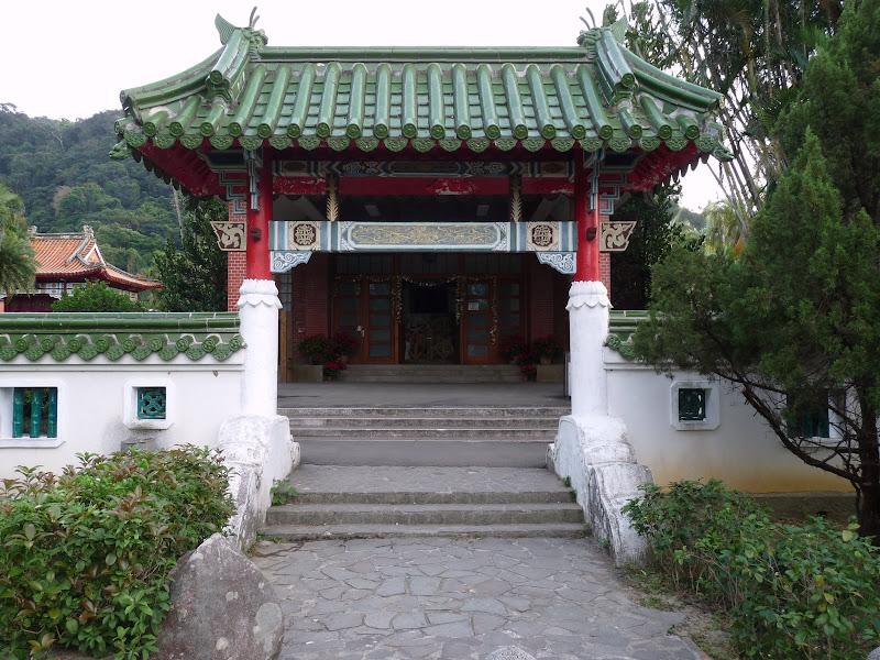 TAIWAN.Taipei. Dans le jardin de lune des nombreuses résidence présidentielle de CKS - P1050079.JPG