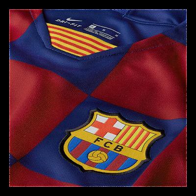 Jual Jersey Barcelona Home Musim 2019/2020