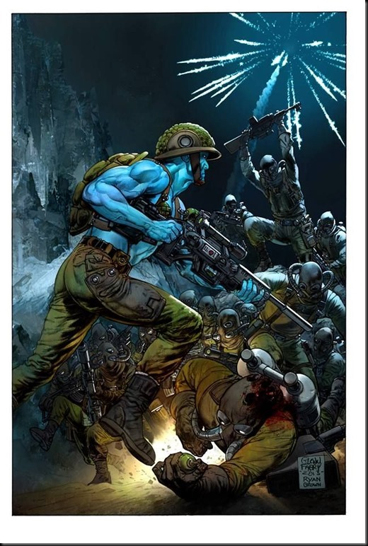 Rogue Trooper by Glenn Fabry a