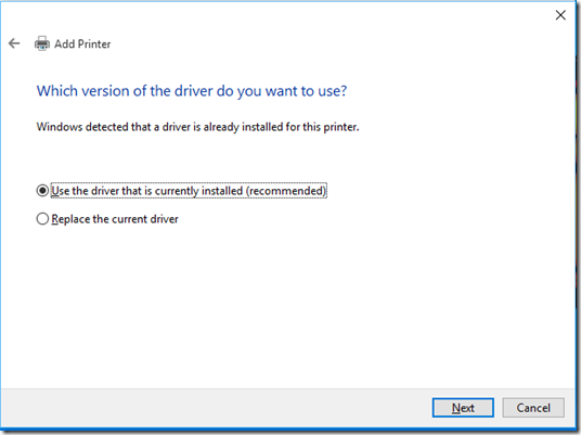 Install Printer Drivers