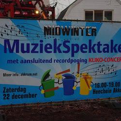 2012 - Midwinter Muziekspektakel en Klikoconcert