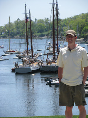 Mike Heath in Camden, Maine